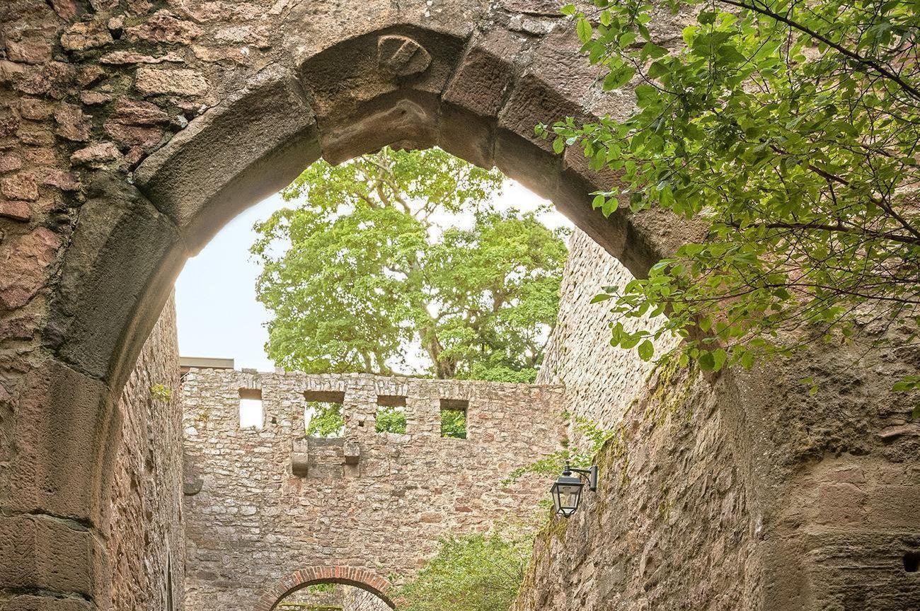 Hohenbaden Old Castle