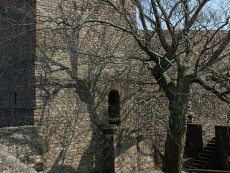 Bergfried des Alten Schlosses Hohenbaden